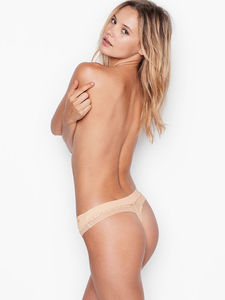 INCREDIBLE BY VICTORIA'S SECRET Lace Thong 24549858