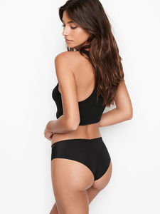 No-Show Floral Lace Back Cheeky Panty 410-630