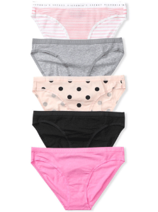 victorias secret 5-pack Stretch Cotton Brief